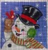 GEB102 - Winter Snowman