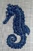 GES165 - Blue Seahorse