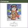 509 - Woodland Snowman