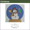 531 - Snow Globe/Snowman