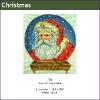 536 - Santa Snow Globe