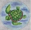 GE660 - Sea Turtle Ornament