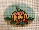 GEH143 - Pumpkin (insert for white frame)