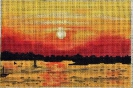 GES173 - Sunset (insert for frame)