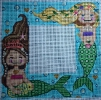 GEPF18 - Sweet Mermaid Frame