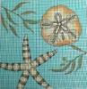 GEP203 - Starfish & Sand Dollar