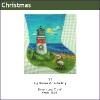 547 - Lighthouse Mini-stocking