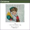 575 - Victorian Santa Stocking 2
