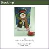 605 - Woodland Snowman