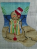 GE636 - Sand Man Mini-sock