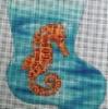 GE639 - Seahorse Mini-sock