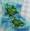 GE642 - Sea Turtles Mini-sock