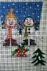 GE648 - Snow-couple stocking (small)