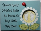 Sweet Sayings Frames with Inserts