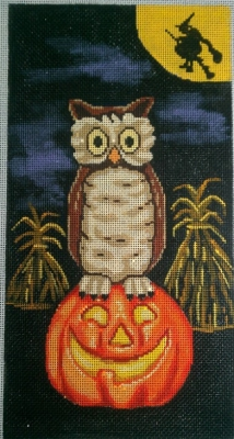 GEH129 - Pumpkin Patch/Owl
